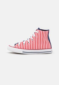 Converse - CHUCK TAYLOR ALL STAR AMERICANA UNISEX - Sneakers hoog - midnight navy/university red/white - 0