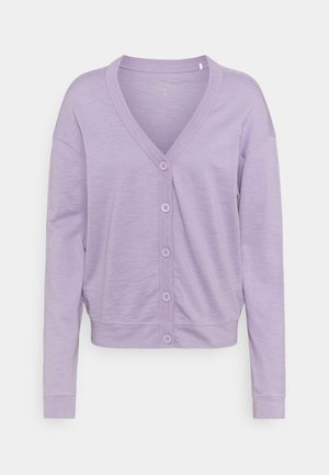 CARDIGAN - Cardigan - purple
