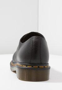 Dr. Martens - 1461 - Šněrovací boty - black - 3