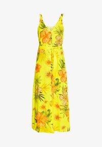Desigual - VEST CORCEGA - Maxi dress - blazing - 3