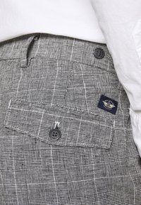 DOCKERS - SMART FLEX HERITAGE - Chino - tolle mineral black - 4