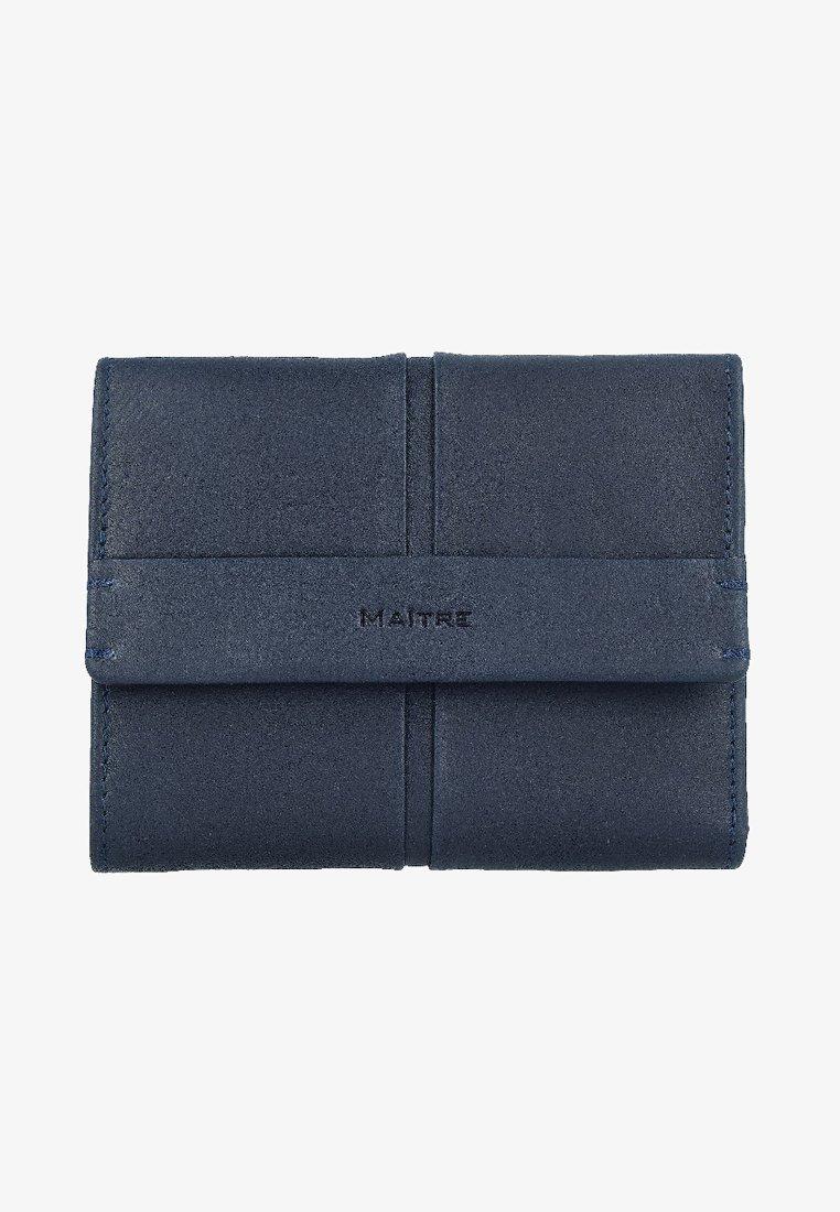 Maître - BIRKENFELD DALENE - Wallet - blue