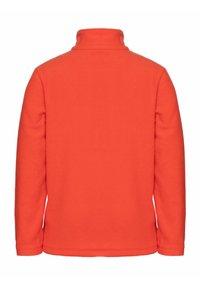 Protest - PERFECT  - Fleece jumper - orange fire - 1