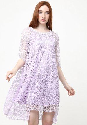 SHELBY - Day dress - flieder