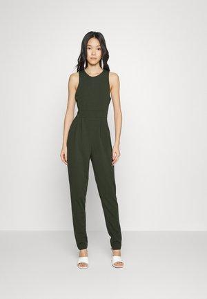JANIYA - Jumpsuit - khaki green