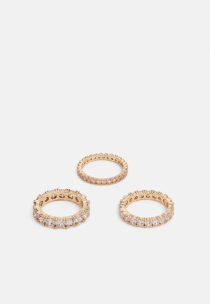 UNIAWEN 3 PACK - Ring - gold-coloured