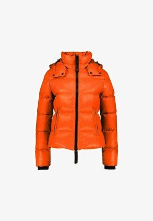 PEPULЕ - Winter jacket - bright orange