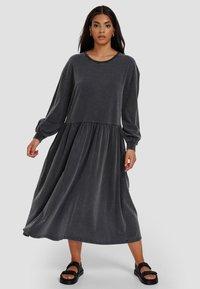 Cotton Candy - Maxi dress - schwarz - 1