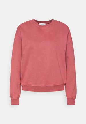 ACID WASH - Sweatshirt - rose