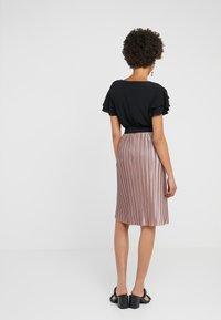 Bruuns Bazaar - PENNY CECILIE SKIRT - A-line skirt - creamy rosa - 2