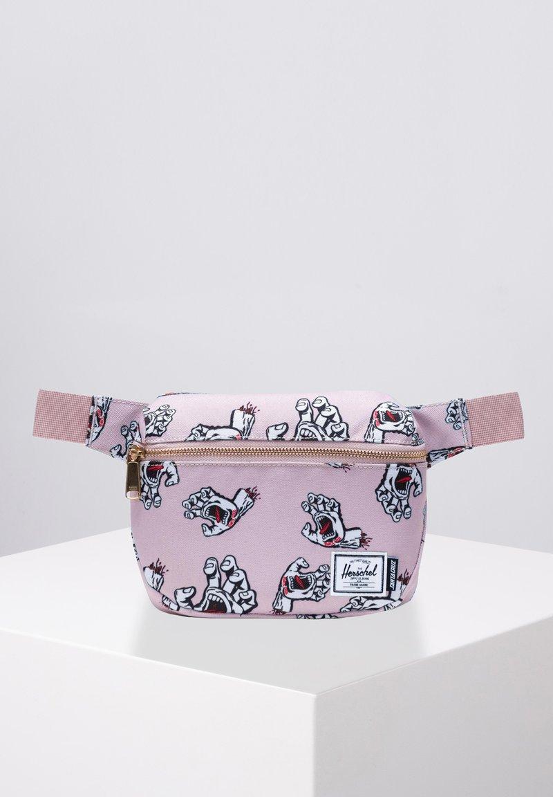 Herschel - FIFTEEN - Bum bag - light pink