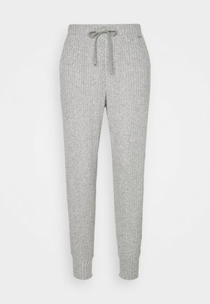 COZY LOUNGE JOGGER - Pyjama bottoms - grey heather