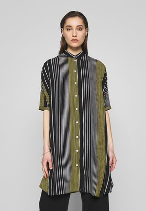 HUME - Button-down blouse - gold