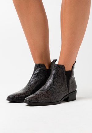 Ankle boots - gris
