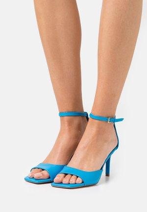 ASTEAMA - Sandals - blue