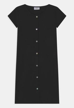 HEY  - Jersey dress - black