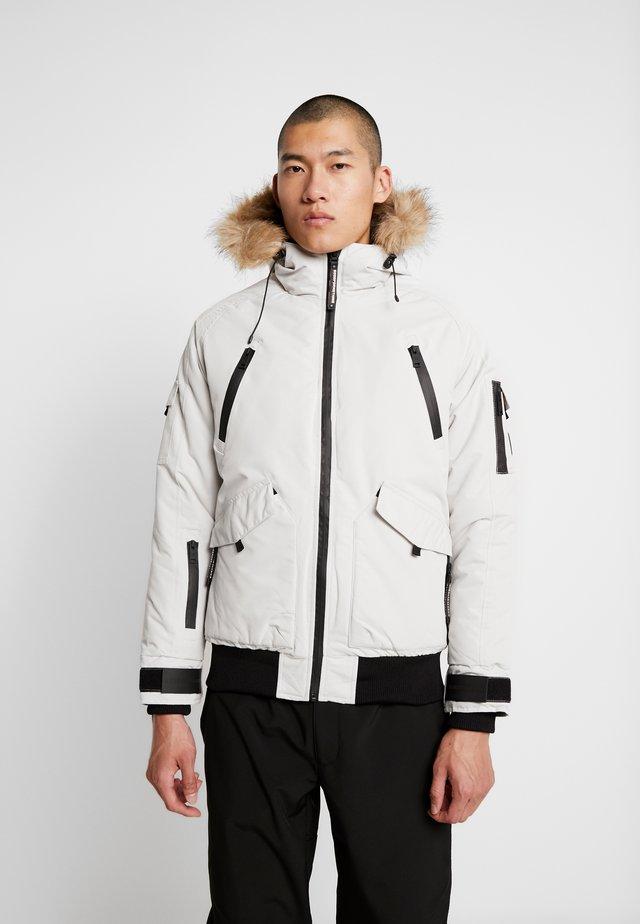 ARCTIC - Light jacket - stone