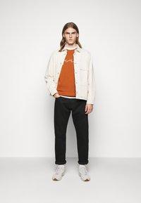 forét - RACK - Sweatshirt - brick - 1