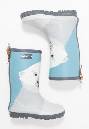 WOODYPOP FUN - Botas de agua - blue