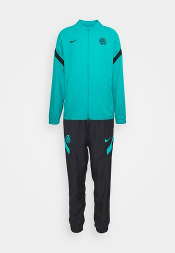 INTER MAILAND  - Klubové oblečení - turbo green/black