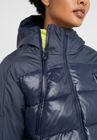 Pinko - TELA - Winter jacket - blue dipinto - 4