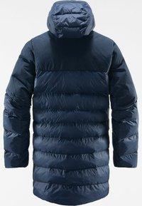 Haglöfs - DALA MIMIC PARKA  - Winter coat - tarn blue - 6