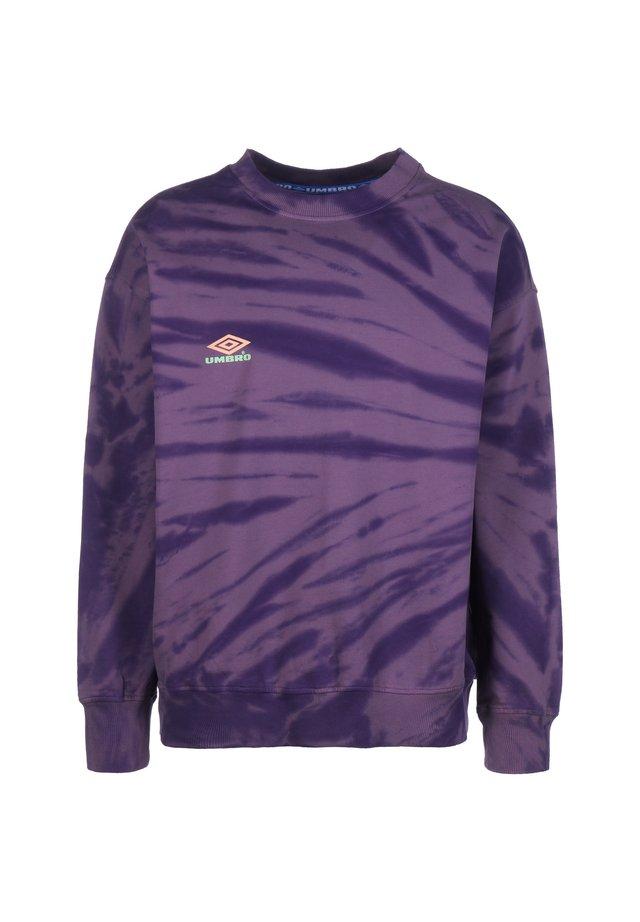 UMBRO CALIDOSCOPE HERREN - Sweater - dusk / heliotrope / gelato / aqua mint