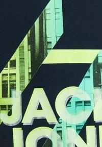Jack & Jones Junior - Print T-shirt - navy blazer - 5
