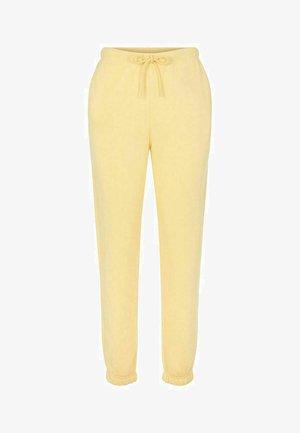 CHILLI  - Pantalon de survêtement - pale banana