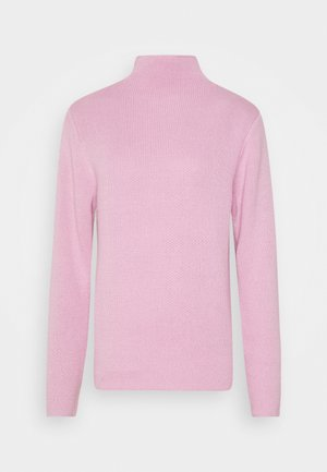 STEPHANIE DURANT X NA-KD BIG SHOULDER - Jumper - pink