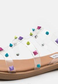 Steve Madden - JDYNO - Sandals - clear/multicolor - 5
