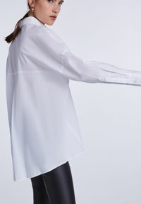SET - Button-down blouse - bright white - 5