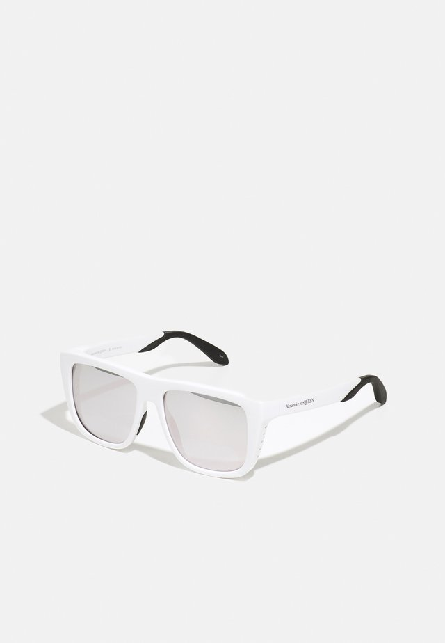 UNISEX - Sunglasses - white