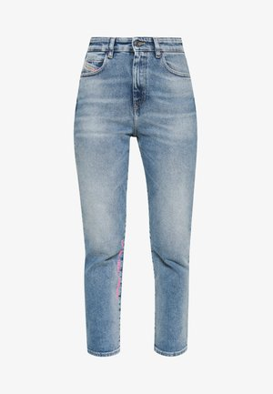 D-EISELLE - Slim fit jeans - blue denim