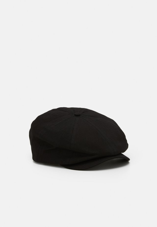 BROOD SNAP CAP UNISEX - Čepice - black