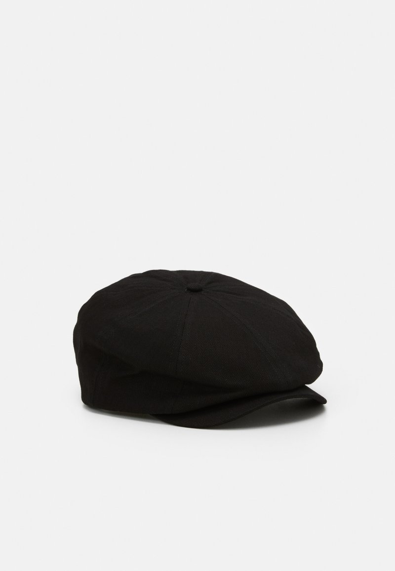 Brixton - BROOD SNAP CAP UNISEX - Čepice - black