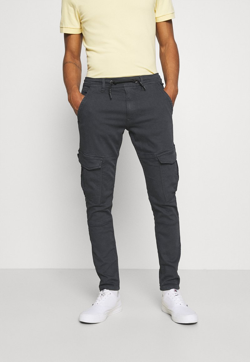 Pepe Jeans - JARED - Cargo trousers - admiral