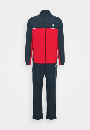 MATCH SUIT - Verryttelypuku - classic red/french blue