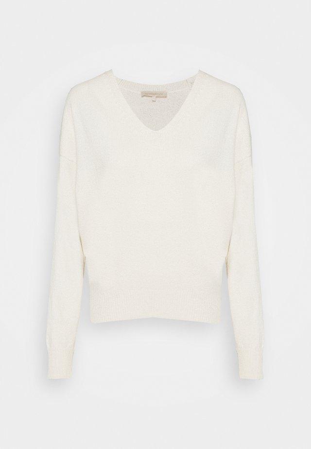 RESINA - Sweter - beige