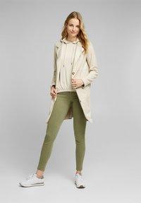 Esprit - FASHION - Long sleeved top - cream beige - 1