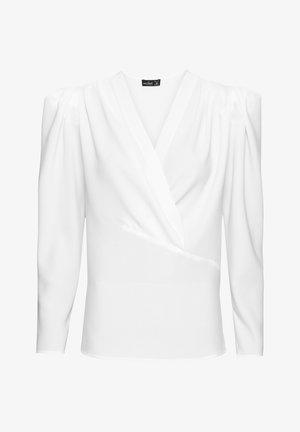 M-BEVEN - Blouse - white