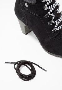 s.Oliver - Ankelboots - black - 7