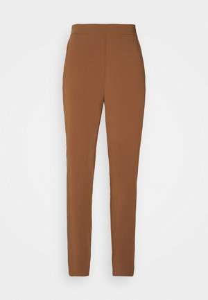 OBJCECILIE NEW 7/8 PANTS - Pantalon classique - partridge