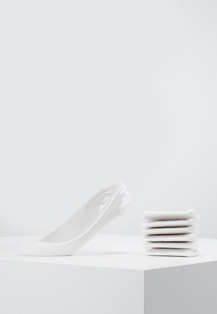 Anna Field - 7 PACK - Stopki - white