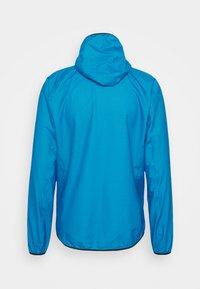 Salewa - PUEZ LIGHT - Hardshellová bunda - cloisonne blue - 1