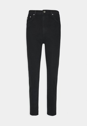 MOM  - Jeans Tapered Fit - black
