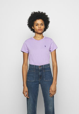 T-shirts basic - english lavender