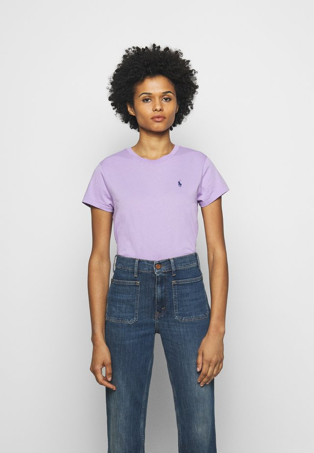 Basic T-shirt - english lavender