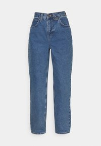 BDG Urban Outfitters - MODERN BOYFRIEND BAGGY JEAN - Jeans relaxed fit - dark vintage - 3