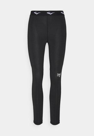 WOMEN LEONARD - Leggings - black